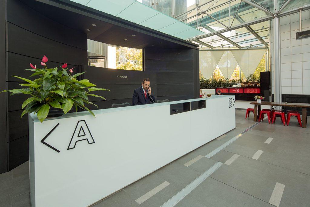 Convenient and professional concierge service