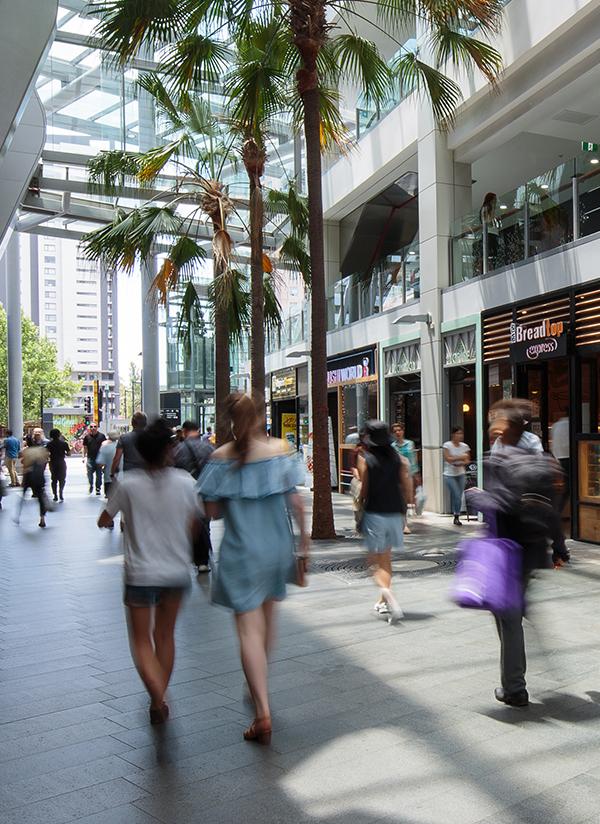 Chatswood mall